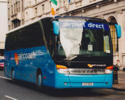 アイルランド留学〜ダブリンから空港までのバス〜