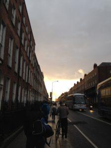 アイルランドの街